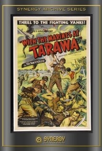 With the Marines at Tarawa  - Poster / Capa / Cartaz - Oficial 1