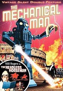 O Homem Mecânico - Poster / Capa / Cartaz - Oficial 1
