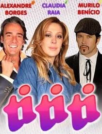 Ti Ti Ti - Poster / Capa / Cartaz - Oficial 2