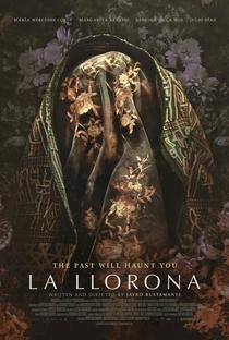 La Llorona - Poster / Capa / Cartaz - Oficial 2