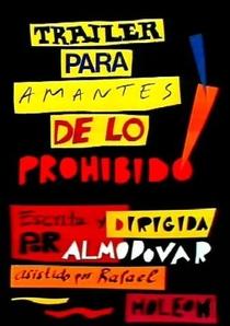 Trailer para os Amantes do Proibido - Poster / Capa / Cartaz - Oficial 1