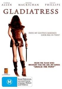 As Gladiadoras - Poster / Capa / Cartaz - Oficial 2