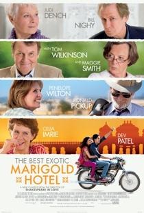 O Exótico Hotel Marigold - Poster / Capa / Cartaz - Oficial 2