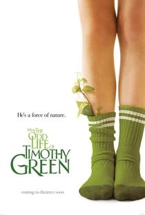 A Estranha Vida de Timothy Green - Poster / Capa / Cartaz - Oficial 1