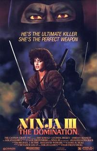 Ninja 3 - A Dominação - Poster / Capa / Cartaz - Oficial 1