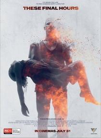 As Horas Finais - Poster / Capa / Cartaz - Oficial 1