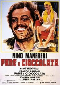 Pão e Chocolate - Poster / Capa / Cartaz - Oficial 1