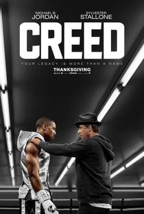 Creed: Nascido para Lutar - Poster / Capa / Cartaz - Oficial 3