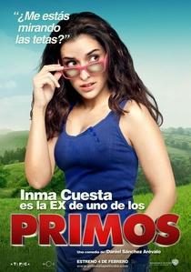 Primos - Poster / Capa / Cartaz - Oficial 8