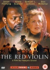 O Violino Vermelho - Poster / Capa / Cartaz - Oficial 3