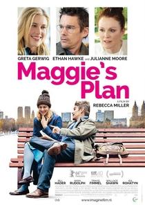 O Plano De Maggie - Poster / Capa / Cartaz - Oficial 2