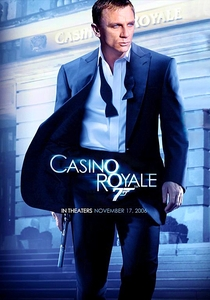 007 - Cassino Royale - Poster / Capa / Cartaz - Oficial 7