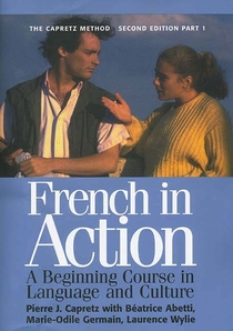French In Action - Poster / Capa / Cartaz - Oficial 1