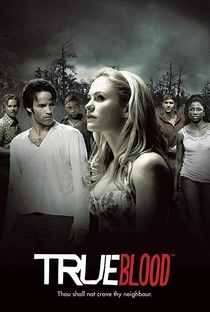 True Blood (1ª Temporada) - Poster / Capa / Cartaz - Oficial 3