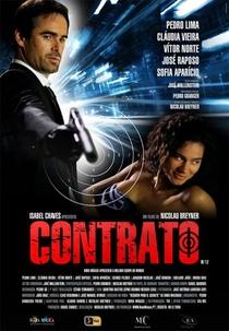 Contrato - Poster / Capa / Cartaz - Oficial 1