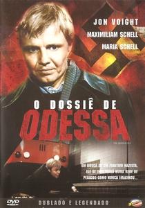 O Dossiê de Odessa - Poster / Capa / Cartaz - Oficial 5