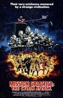 Missão Galáctica 2 - O Ataque dos Cilônios (Mission Galactica 2 - The Cylon Attack)