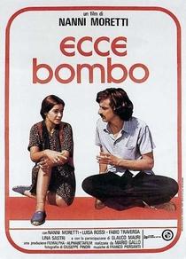 Ecce Bombo - Poster / Capa / Cartaz - Oficial 1