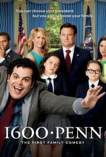 1600 Penn (1ª Temporada) - Poster / Capa / Cartaz - Oficial 1