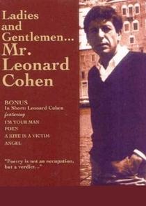 Ladies and Gentlemen, Mr. Leonard Cohen - Poster / Capa / Cartaz - Oficial 1
