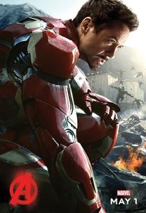 Vingadores: Era de Ultron - Poster / Capa / Cartaz - Oficial 22