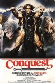 Conquest - Poster / Capa / Cartaz - Oficial 2