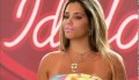 Programa Ídolos - 19/04/2011 - Batom de candidata incomoda Luiza e Preta - Rede Record