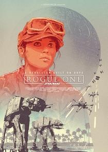 Rogue One: Uma História Star Wars - Poster / Capa / Cartaz - Oficial 24