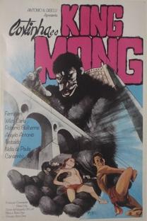 Costinha e o King Mong - Poster / Capa / Cartaz - Oficial 1