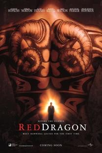 Dragão Vermelho - Poster / Capa / Cartaz - Oficial 1