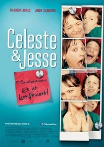 Celeste e Jesse Para Sempre - Poster / Capa / Cartaz - Oficial 4