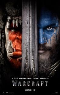 Warcraft: O Primeiro Encontro de Dois Mundos - Poster / Capa / Cartaz - Oficial 10