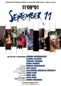 11 de Setembro  - Poster / Capa / Cartaz - Oficial 2