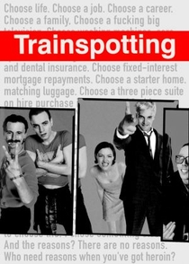 Trainspotting: Sem Limites - Poster / Capa / Cartaz - Oficial 23