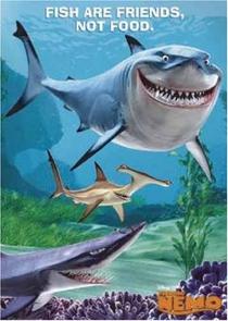 Procurando Nemo - Poster / Capa / Cartaz - Oficial 8