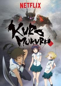 Kuromukuro (1ª Temporada) - Poster / Capa / Cartaz - Oficial 1