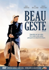 Beau Geste - Poster / Capa / Cartaz - Oficial 9