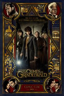 Animais Fantásticos - Os Crimes de Grindelwald - Poster / Capa / Cartaz - Oficial 5