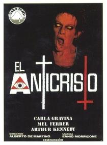 O Anticristo - Poster / Capa / Cartaz - Oficial 6
