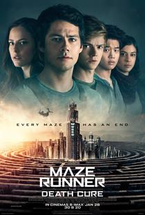 Maze Runner: A Cura Mortal - Poster / Capa / Cartaz - Oficial 5