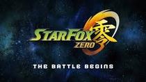 Star Fox Zero - A Batalha Começa - Poster / Capa / Cartaz - Oficial 1