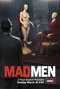 Mad Men (5ª Temporada) - Poster / Capa / Cartaz - Oficial 1