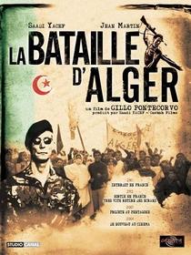A Batalha de Argel - Poster / Capa / Cartaz - Oficial 9