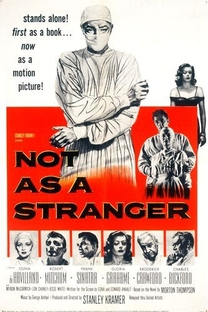 Não Serás um Estranho - Poster / Capa / Cartaz - Oficial 1
