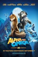 A Lady e o Lobo - O Bicho tá Solto (Alpha and Omega)