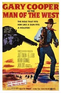 O Homem do Oeste - Poster / Capa / Cartaz - Oficial 3