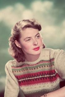 Ingrid Bergman (I) - Poster / Capa / Cartaz - Oficial 10