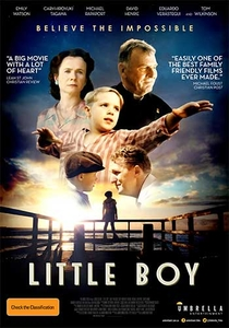 Little Boy - Além do Impossível - Poster / Capa / Cartaz - Oficial 5