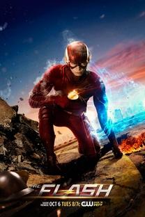 The Flash (2ª Temporada) - Poster / Capa / Cartaz - Oficial 2
