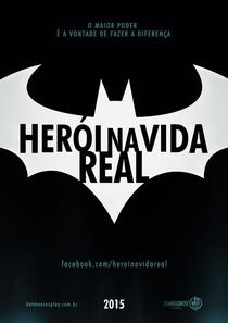 Herói na Vida Real - Poster / Capa / Cartaz - Oficial 2